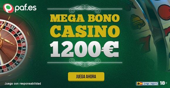 ofertas casino de paf.es españa