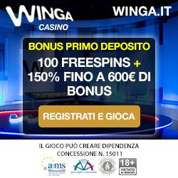 casino winga